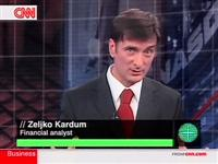 Zeljko Kardum at CNN