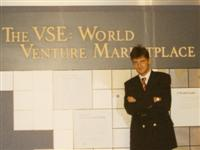 Zeljko Kardum at Vancouver Stock Exchange